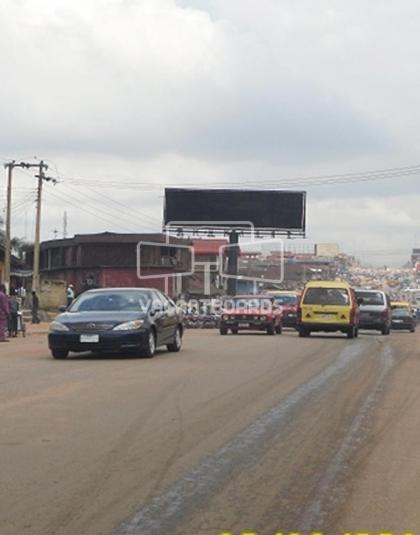 Landscape Unipole - Lagos Road Benin, Edo