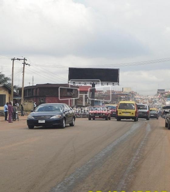 Landscape Unipole – Lagos Road Benin, Edo
