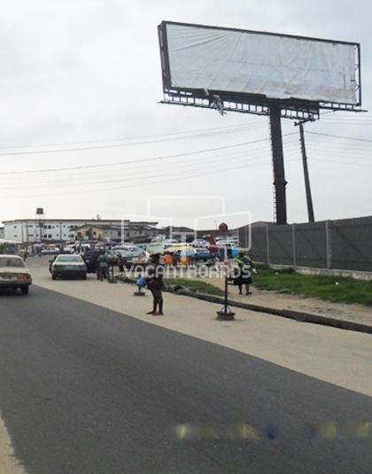 Landscape Unipole - Owvian Road Warri, Edo