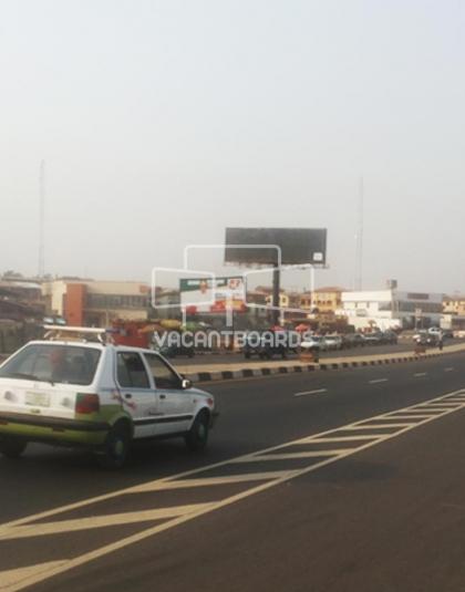 Landscape Unipole - Challenge Ibadan, Oyo