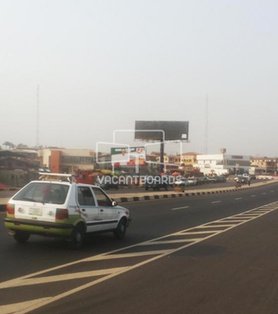 Landscape Unipole – Challenge Ibadan, Oyo