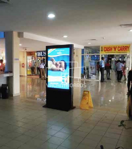 Digital Screen – Heritage Mall Ibadan, Oyo