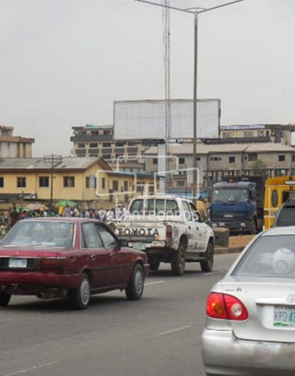 Landscape Unipole - Agege Motor Road, Lagos