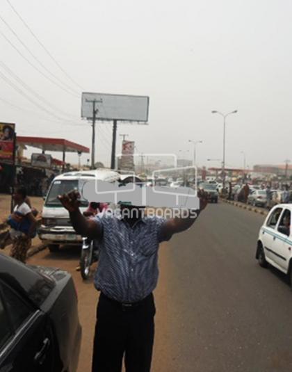 Landscape Unipole - Mokola Road, Oyo