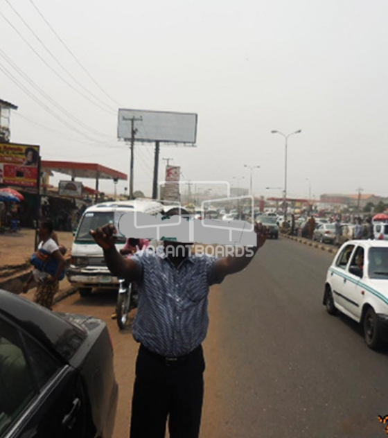 Landscape Unipole – Mokola Road, Oyo