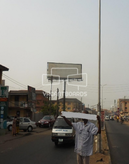 Landscape Unipole - Mokola Road Ibadan, Oyo