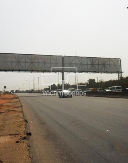 Gantry - Lagos-Ibadan Expressway