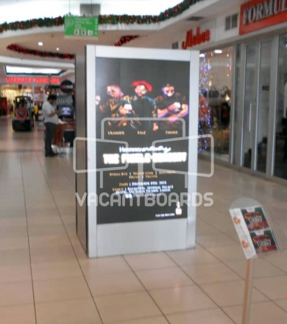 Digital Advertising Screens – Palms Mall
