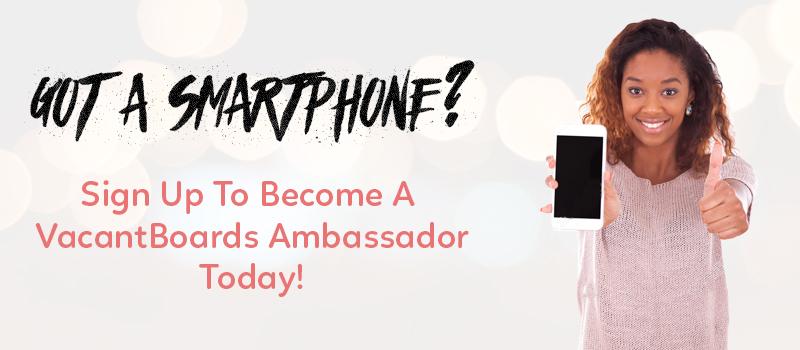 VacantBoards Ambassador