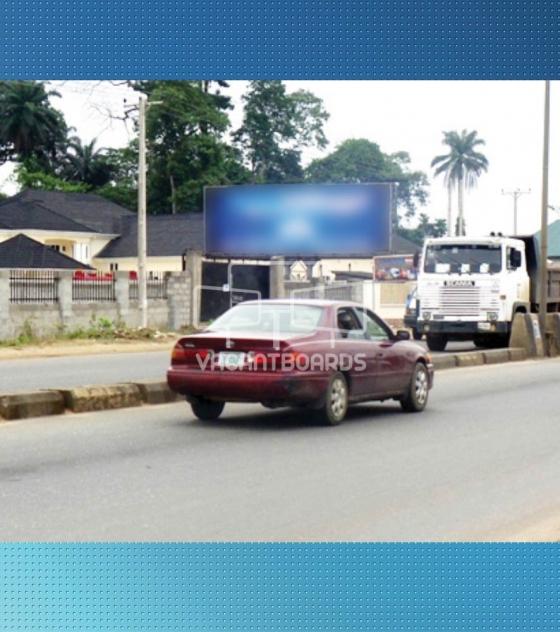 LED Billboard, Airport Road, Igwuruta, Port Harcourt