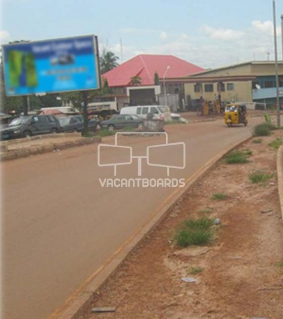 48 Sheet Billboard Ziks Avenue Enugu