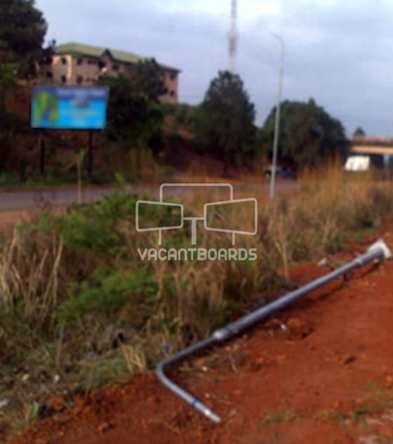 48 Sheet Billboard Enugu 9th Mile, Enugu