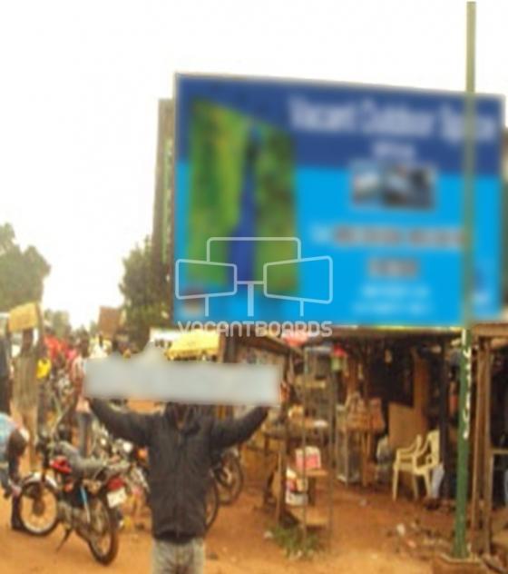 48 Sheet Billboard, Nsukka