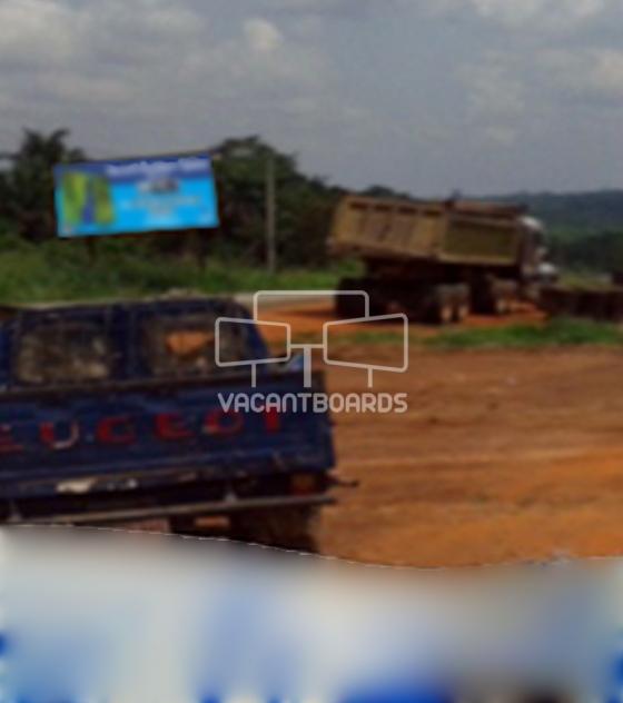 48 Sheet Billboard, Umuahia Enugu