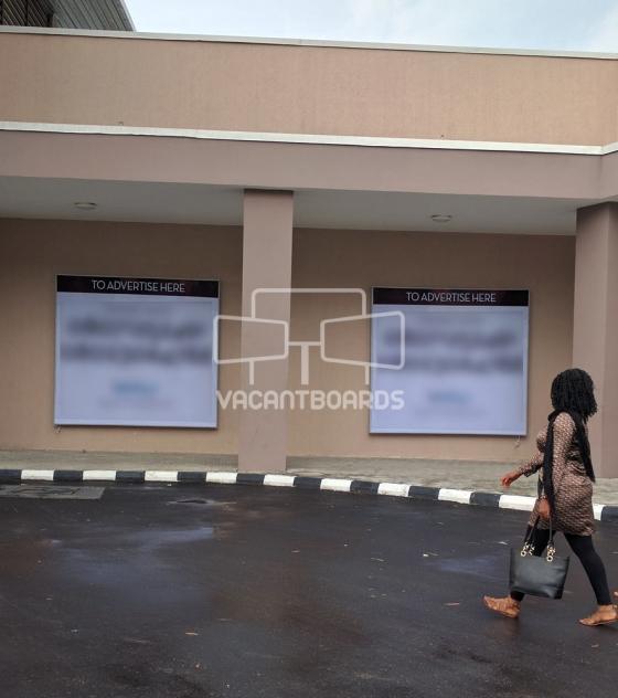 Backlit Billboard, Festival Mall, Festac, Lagos