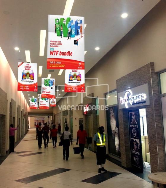 Ceiling Danglers, Festival Mall, Festac,Lagos