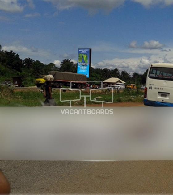 Portrait Billboard – Aba Enugu Umuahia Expressway