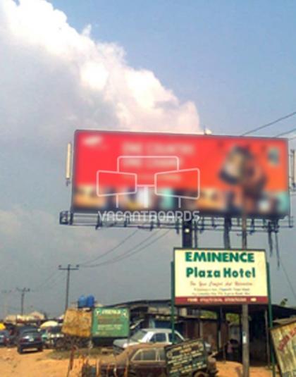 Unipole Billboard, Aba