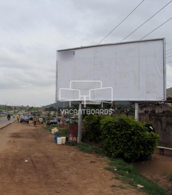 48 Sheet Billboard, Dutse Alhaji, Abuja