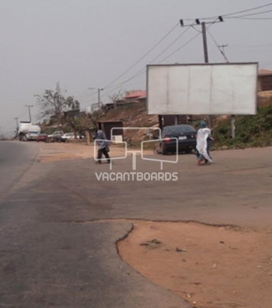 48 Sheet Billboard, Ibadan Lagos Expressway, Ibadan