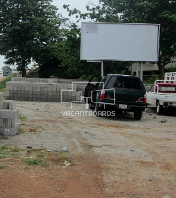 48 Sheet Billboard, Kado Karmo Road, Abuja