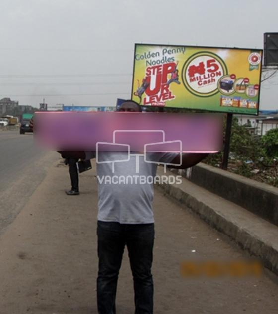 48 Sheet Billboard, Lagos Ibadan Expressway, Lagos.