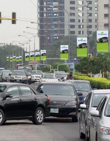 Lamp Post – Awolowo Road, Ikoyi, Lagos
