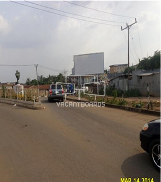 Super 48 sheet billboard-Adamasegba stadium, Onireke, Recreation club, Ibadan