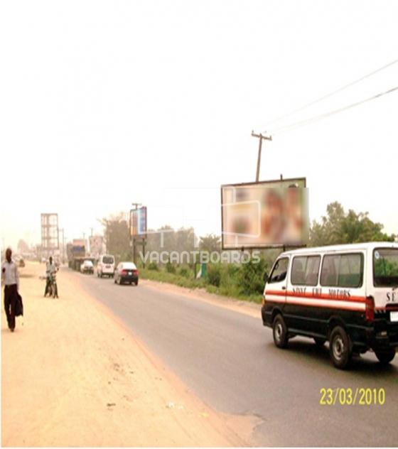 Super 48 sheet billboard –