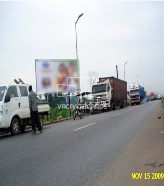 Super 48 sheet billboard-