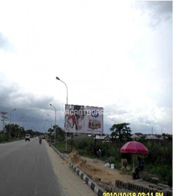 48 Sheet Billboard – Swall road, Yenagoa