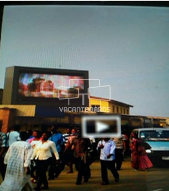 LED Billboard – Awolowo, Ikeja, Lagos
