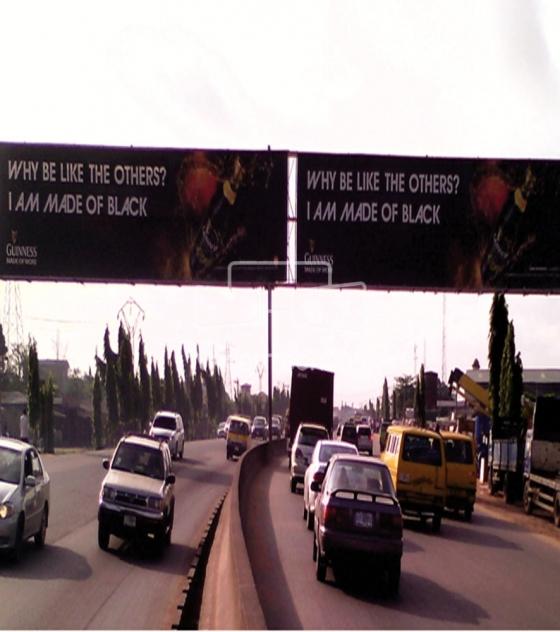 Gantry, Ijaye, Lagos