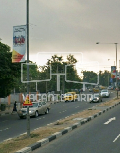 Lamp Posts - Mobolaji Bank Anthony Way, Ikeja
