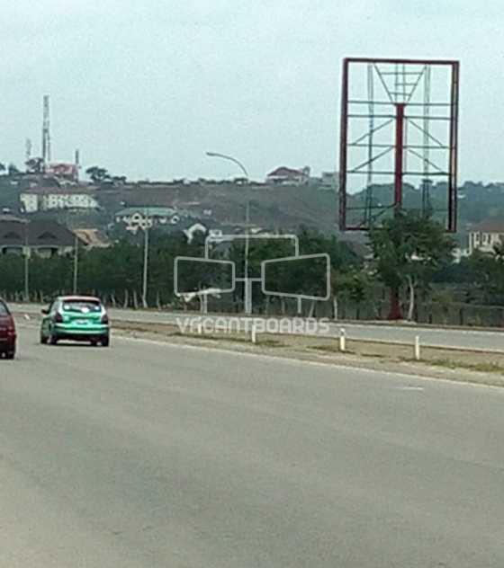 Portrait Billboard, Nnamdi Azikwe Expressway, Abuja