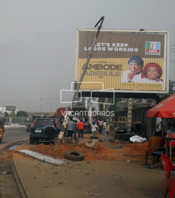 Ultra Wave, Isolo Road, Lagos