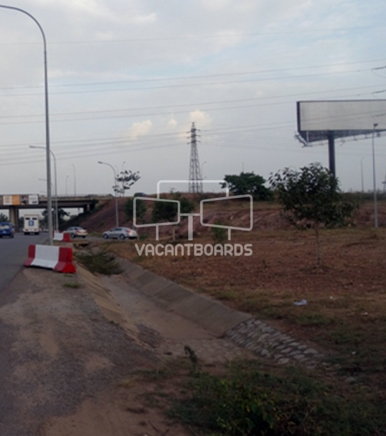 Unipole Billboard, Jabi, Abuja