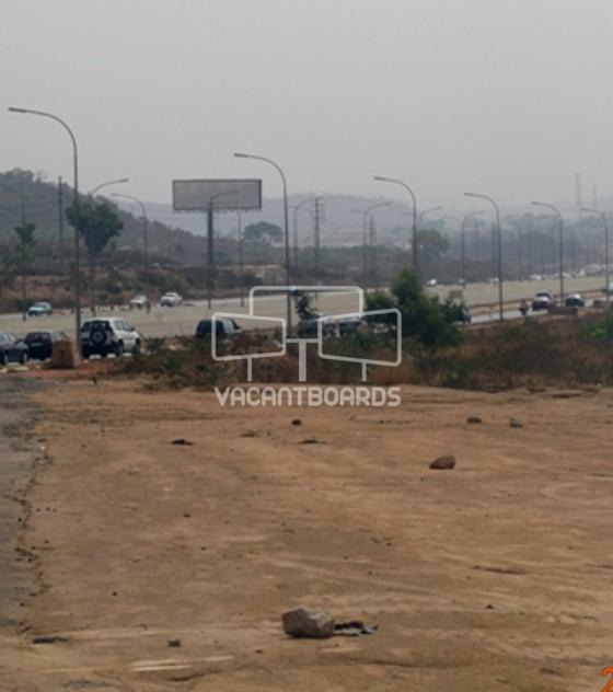 Unipole Billboard, Kuje, Abuja