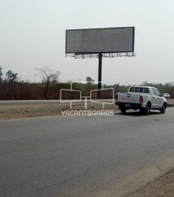 Unipole Billboard, Gwagwalada, Abuja