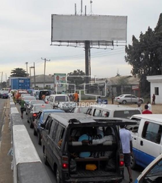 Unipole Billboard, Ikwerre Road, Port Harcourt