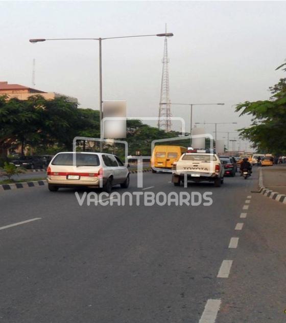 Lamp Posts – Obafemi Awolowo Way, Ikeja, Lagos