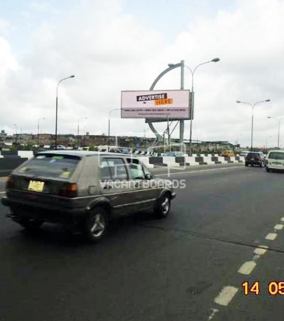 LED Billboard – Adeniji Adele, Third Mainland Bridge