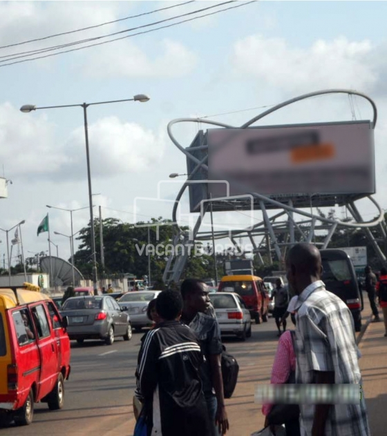 LED Billboard – Oba Ovoranmwen Square, Benin