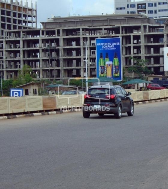 Portrait Billboard – Herbert Macaulay Way by NNPC Towers, Abuja