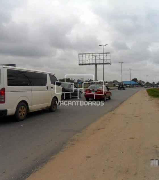 Unipole Billboard – Igwurita Road, Portharcourt, Rivers