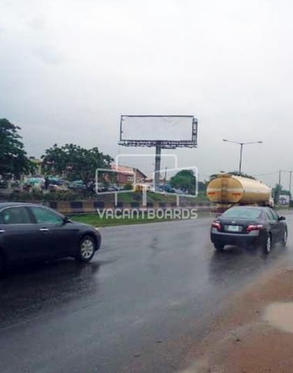 Unipole Billboard - Lagos Ibadan Expressway, Lagos