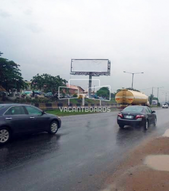 Unipole Billboard – Lagos Ibadan Expressway, Lagos