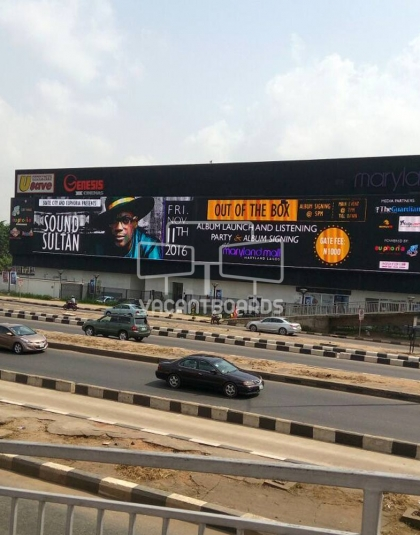 LED Billboard – Maryland Mall