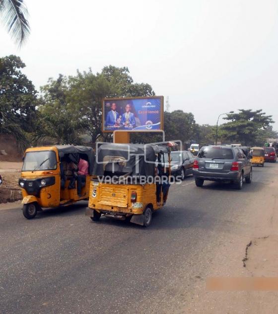 48 Sheet Billboard – CMD Road, Magodo, Lagos