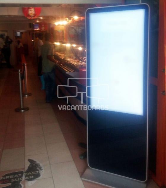 Digital Screen – Sweet Sensation, Victoria Island